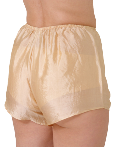 Silk Mix French Knickers