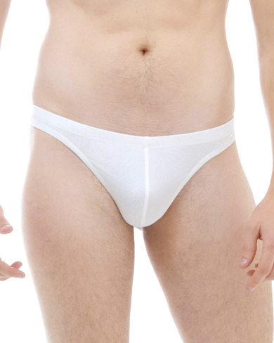 Silk Thong Briefs